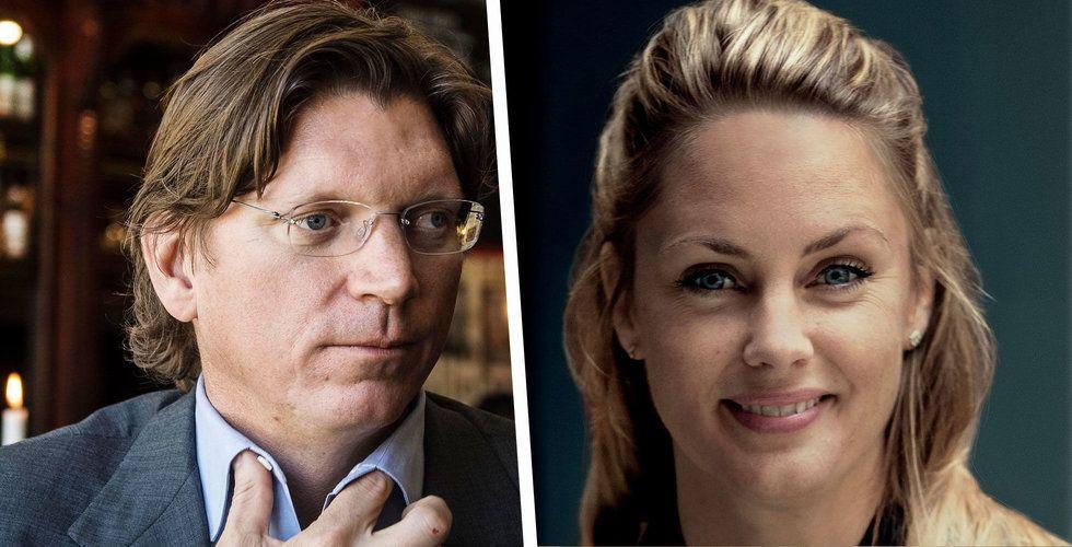 Sophia Bendz och Niklas Zennström backar The Nordic Web Ventures