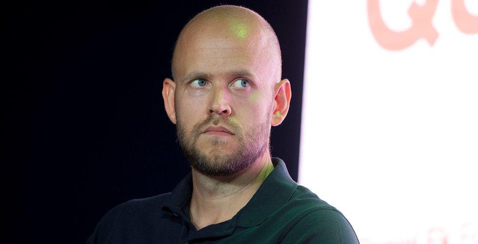 Spotify har susat om Deezer och är nu störst i Frankrike