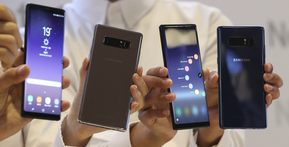 Breakit - Även Samsung misstänks ha gjort telefoner långsammare