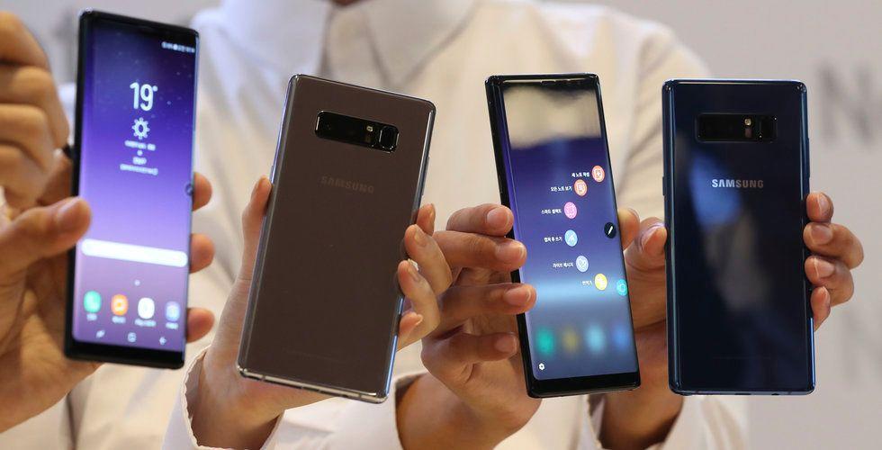 Även Samsung misstänks ha gjort telefoner långsammare