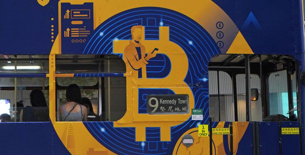 Kryptomarknaden har stigit till över 2 biljoner dollar