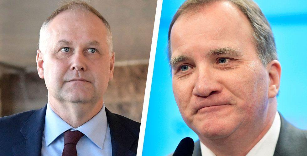 Sverige kan få en ny regering – Sjöstedt släpper fram Löfven