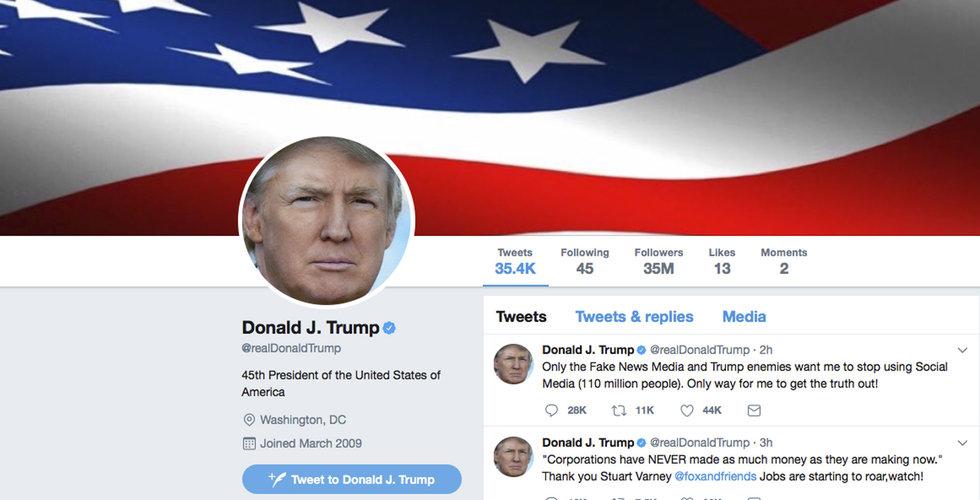Breakit - Twitter: Över 50.000 botar påverkade valet