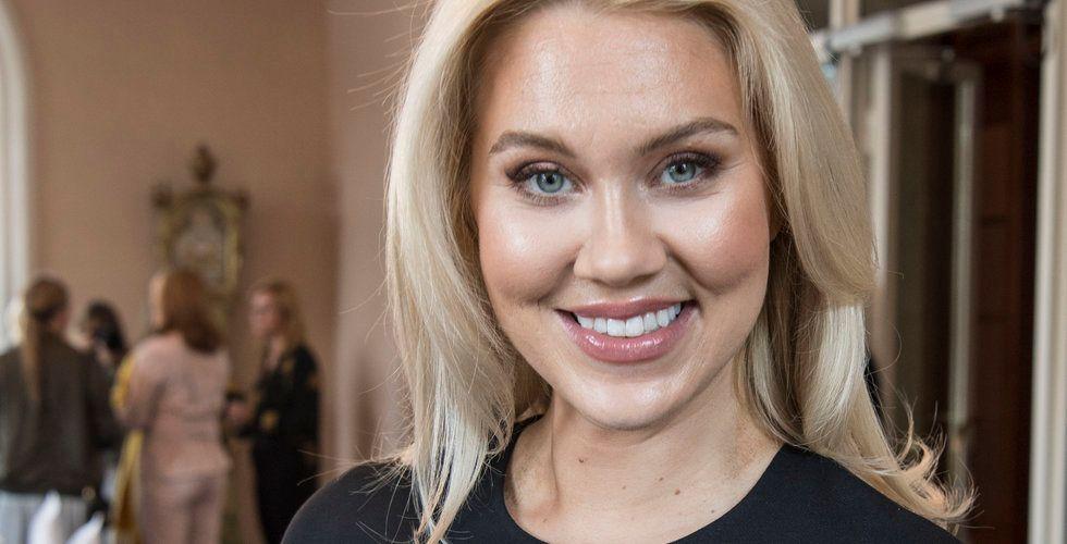 """Isabella Löwengrip säljer sitt skönhetsbolag Löwengrip Beauty: """"Ett nytt liv som väntar"""""""