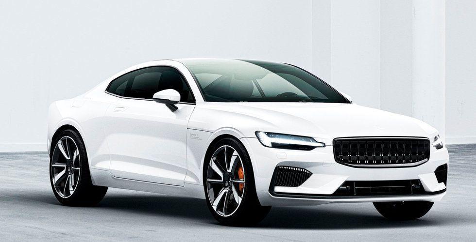 Volvo lanserar elbilen Polestar på sex marknader