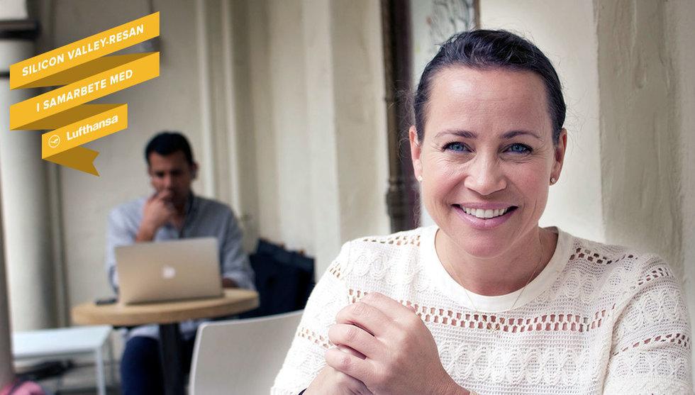 Från Draknästet till entreprenör - nu ska Ebba Blitz testa vingarna