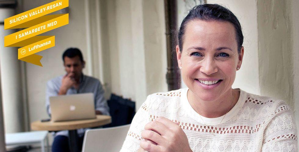 Breakit - Från Draknästet till entreprenör - nu ska Ebba Blitz testa vingarna