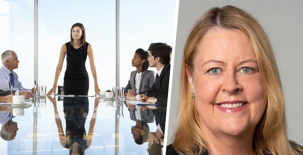 Rekordmånga kvinnor i börsbolagens styrelser
