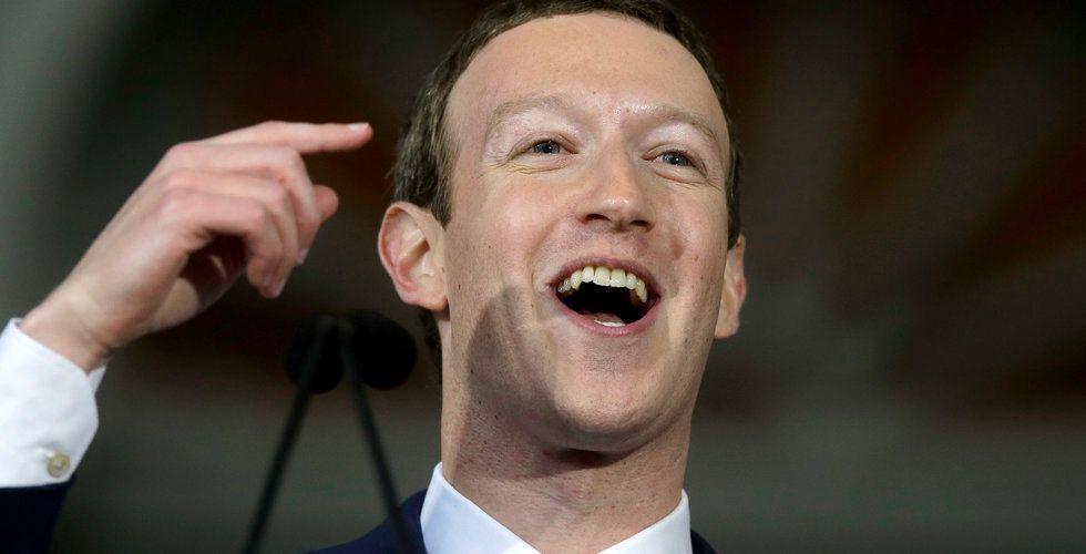 Breakit - Facebook slår förväntningarna – men varnar för framtiden