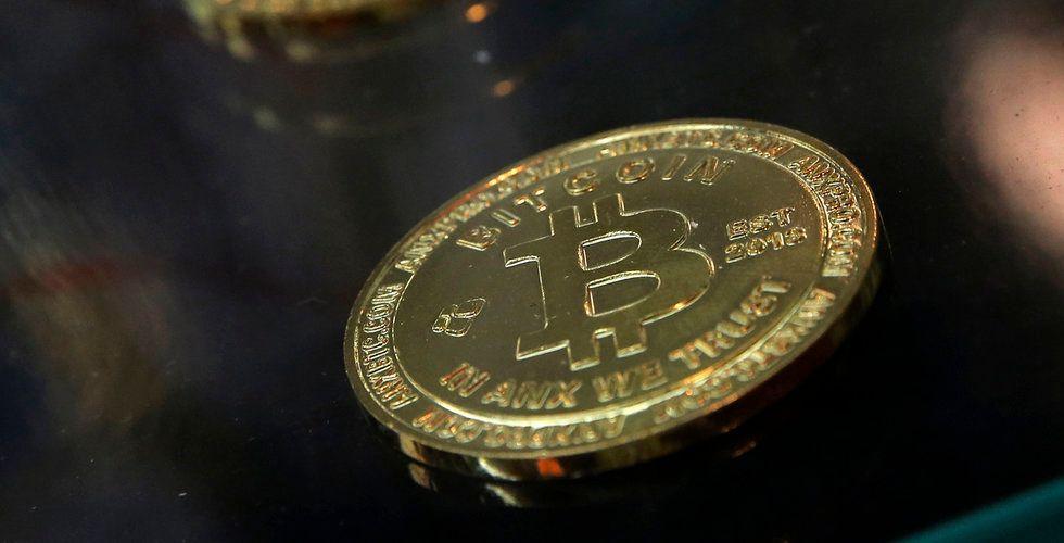 Breakit - Han köpte bitcoin – men 75 procent av värdet gick upp i rök