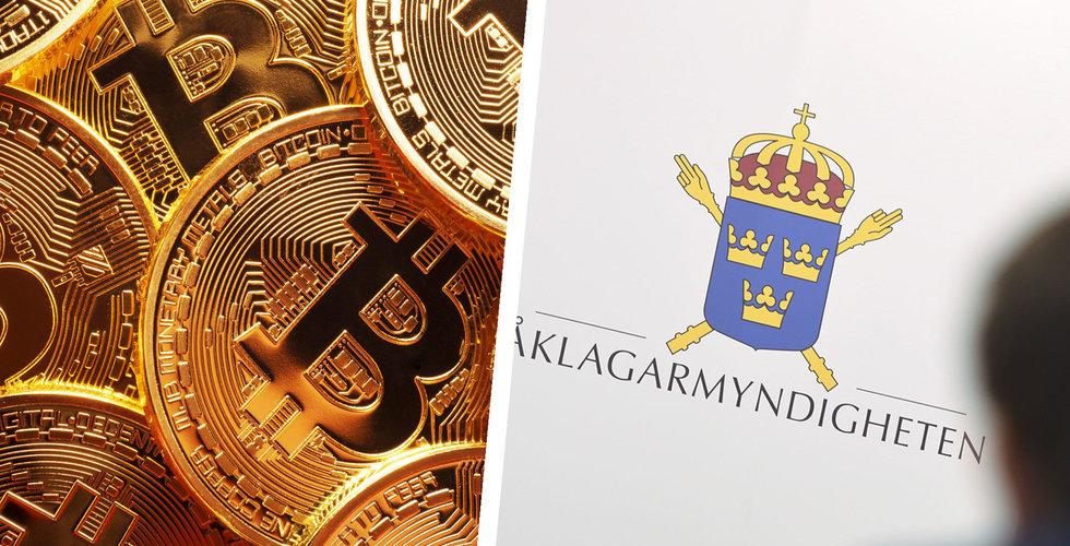 Åklagarens bitcoin-miss: Knarklangare får tillbaka över 10 miljoner