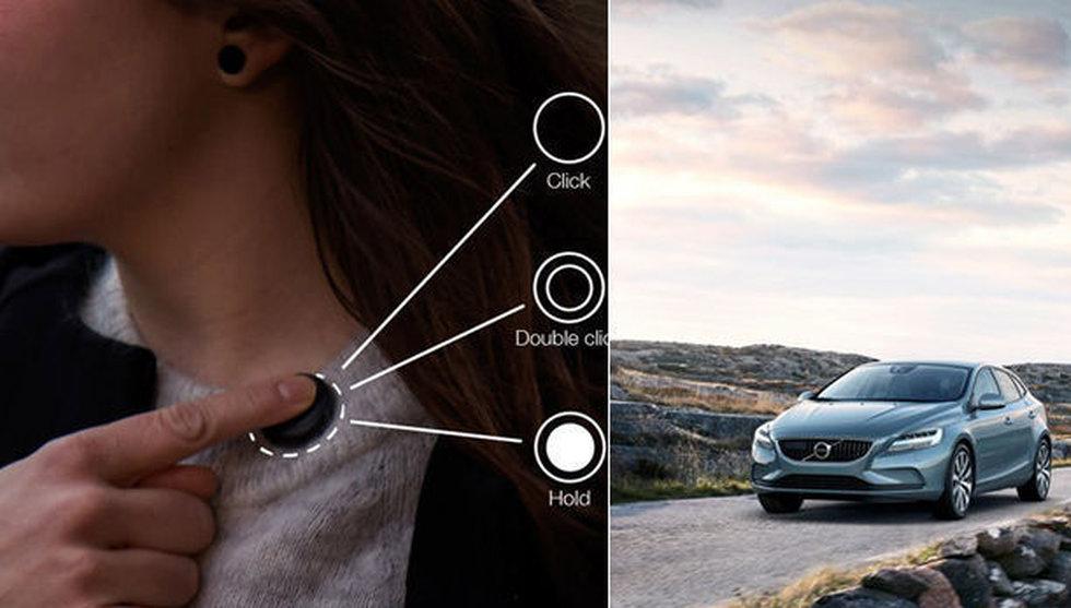 Flic i samarbete med Volvo – stäng av bilvärmen på distans