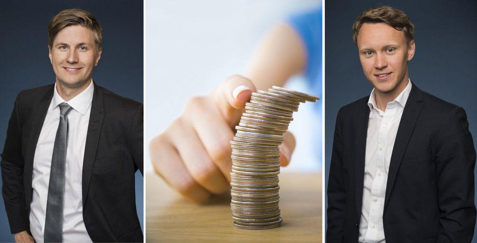 """""""Kapitalbrist i bolaget – vad kan vi göra för att komma på fötter?"""""""