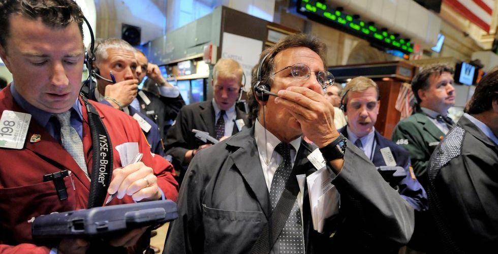 Varning - nu har investerarna drabbats av stora techfrossan