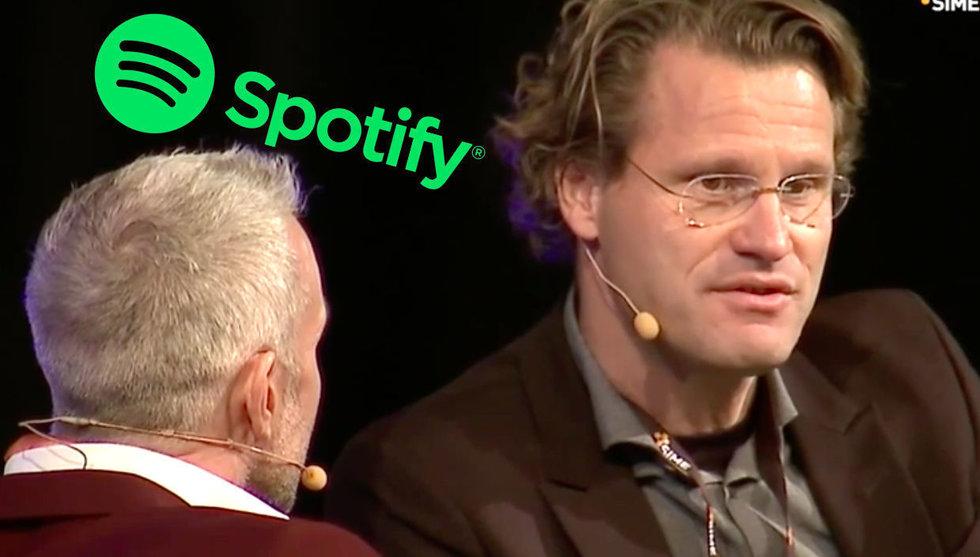 Breakit - Det finns 7 miljarder anledningar till att Northzone älskar Spotify