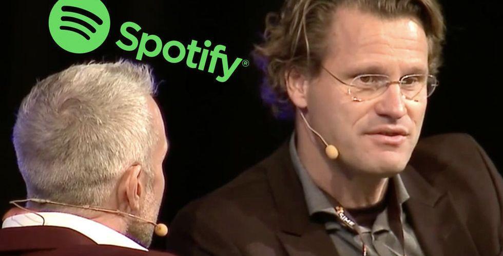 Det finns 7 miljarder anledningar till att Northzone älskar Spotify