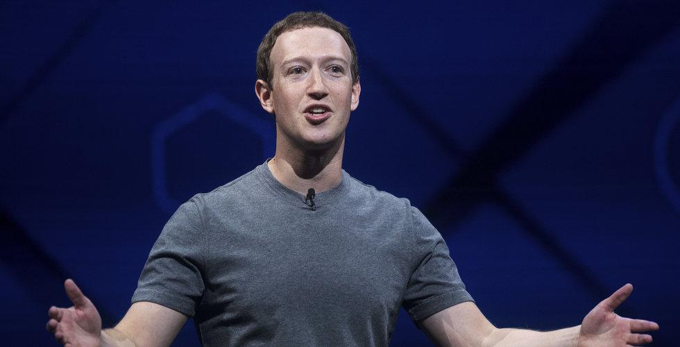 Breakit - Mark Zuckerberg talar ut om Facebook efter Cambridge Analytica-skandalen