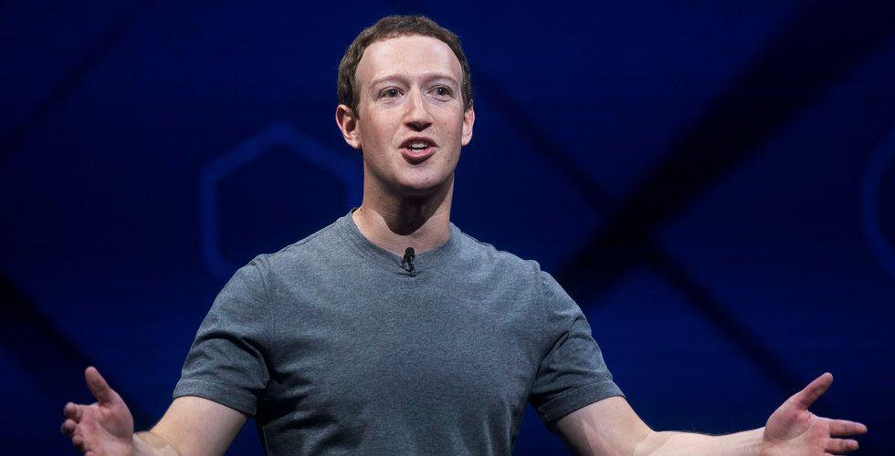 Mark Zuckerberg talar ut om Facebook efter Cambridge Analytica-skandalen