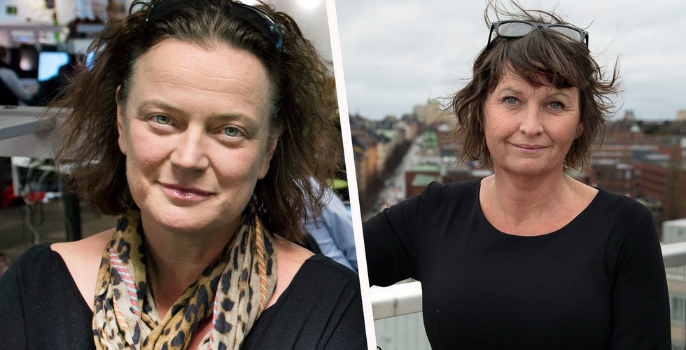 Breakit - Sofia Olsson Olsén lämnar Aftonbladet – Lena K Samuelsson tar över