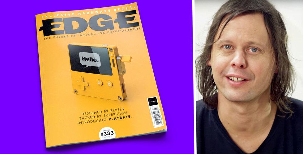 Teenage Engineering bakom designen på nya virala spelkonsolen Playdate