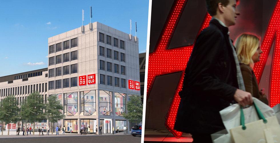 H&M-utmanaren Uniqlo kommer till Sverige under hösten