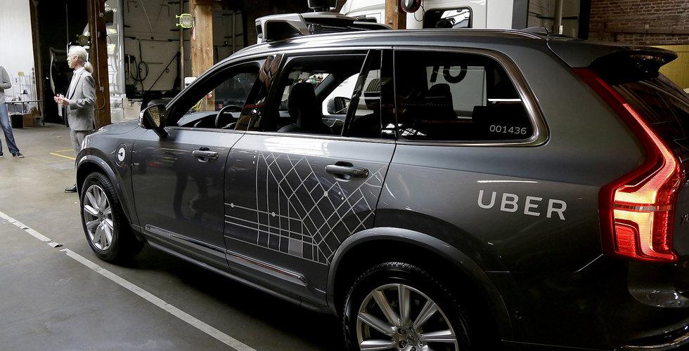 Efter bakslaget i San Francisco – nu flyttar Uber sina självkörande bilar till Arizona