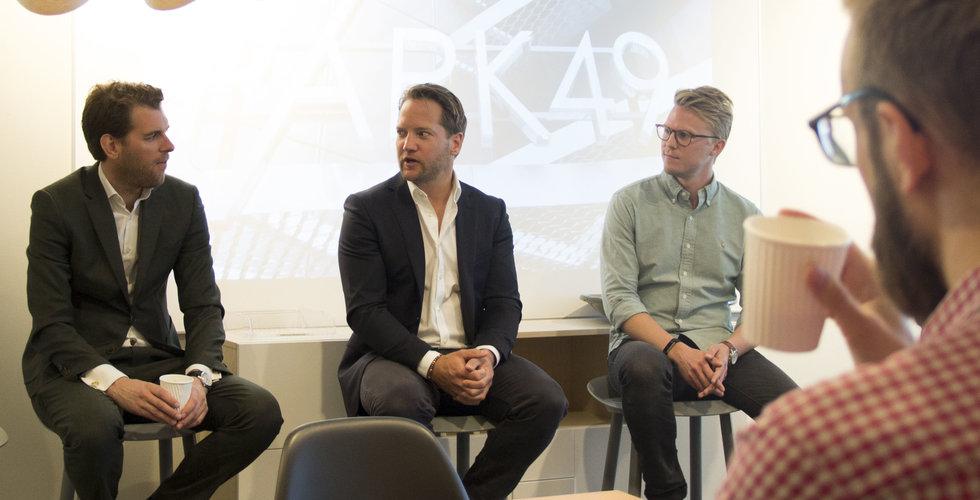 Breakit - Fick in oljemiljardär som investerare – nu hjälper Anders Jansson andra att hitta kapital