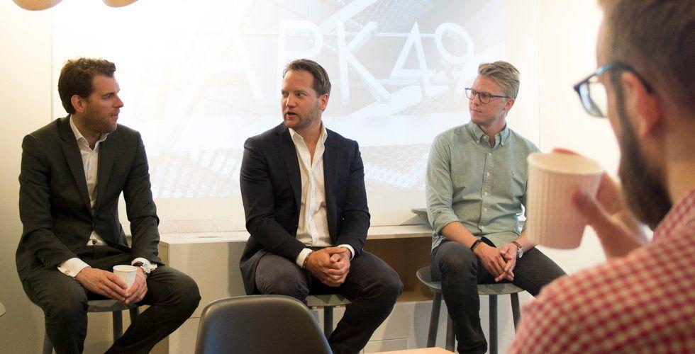 Fick in oljemiljardär som investerare – nu hjälper Anders Jansson andra att hitta kapital