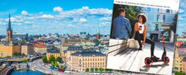 Elscooter-tjänsten Circ till Sverige – planerar lansering i Stockholm