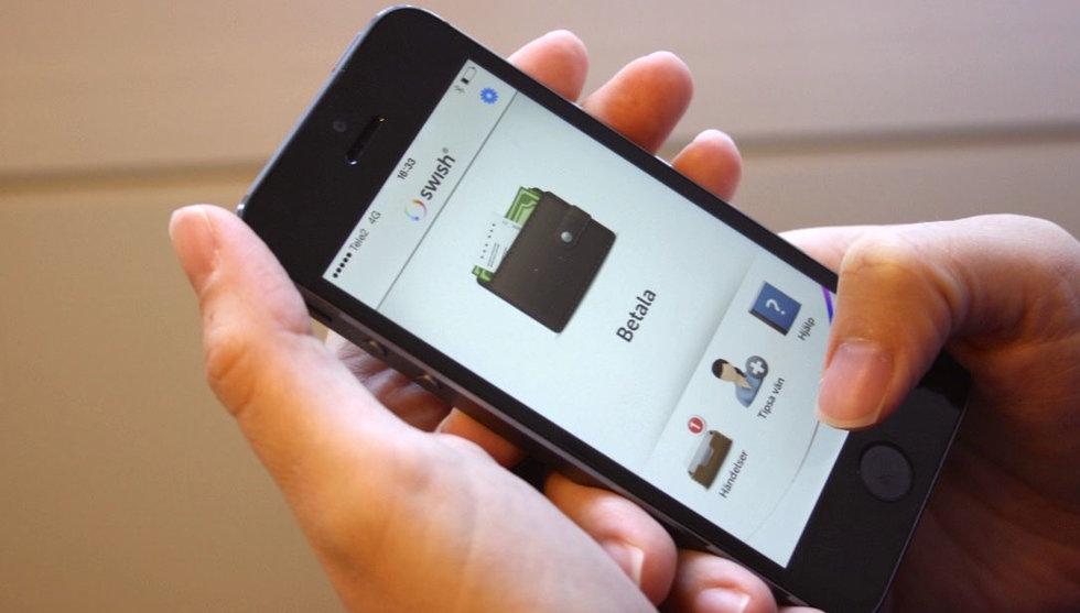 Breakit - Swish för e-handel lanseras i november på utvalda sajter