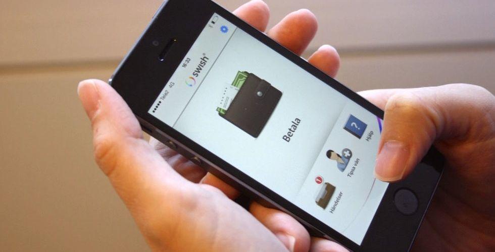 Swish för e-handel lanseras i november på utvalda sajter