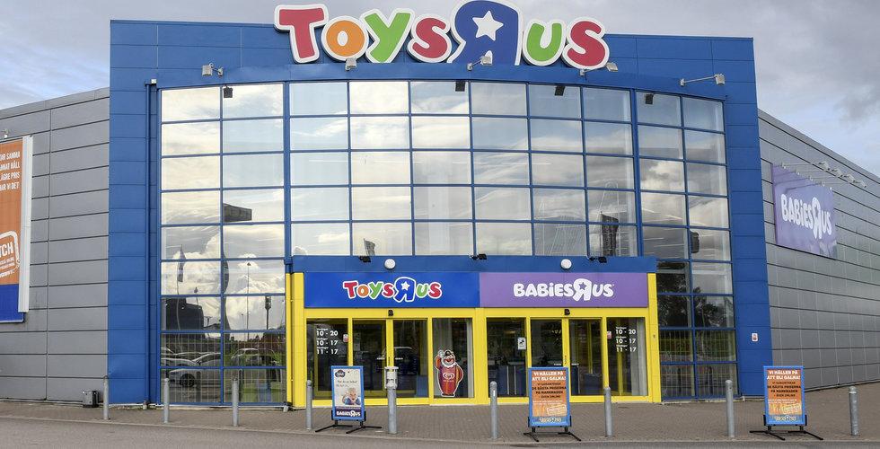 Breakit - Ödesdag för leksaksjätten – över 280 butiker riskerar att stängas
