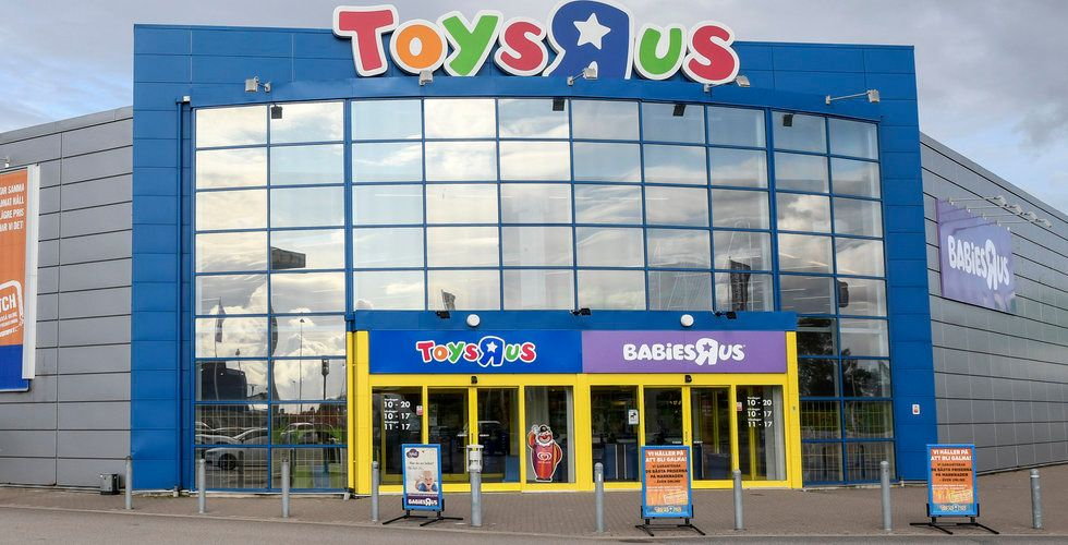 Ödesdag för leksaksjätten – över 280 butiker riskerar att stängas