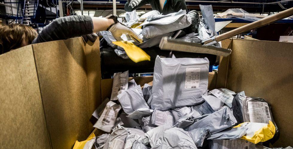 Postnord och Tullverket i bråk om moms på billiga Kinavaror