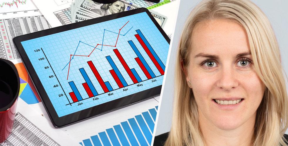 Breakit - Ny fond ska investera i kvinnligt ledarskap