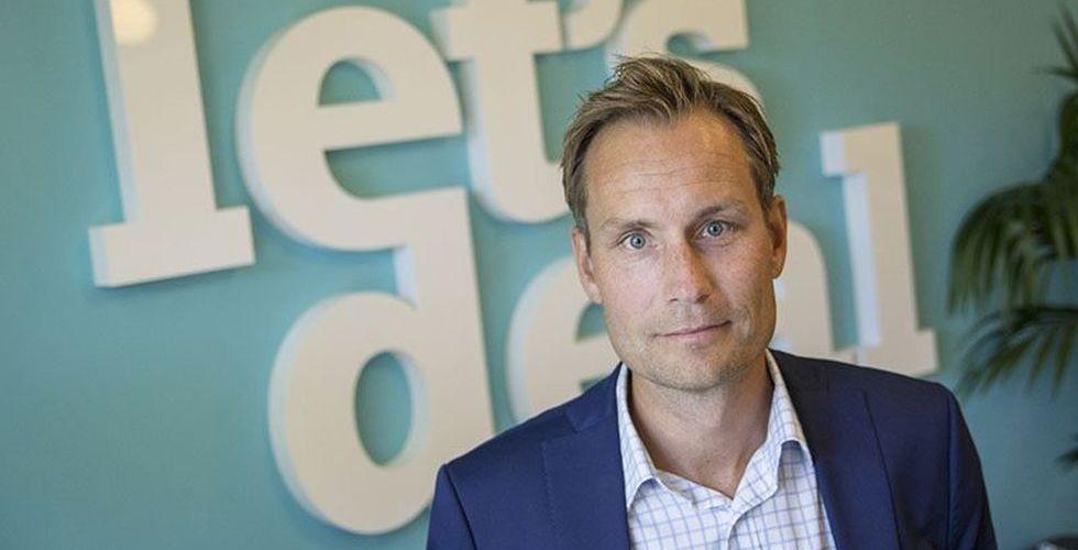 Let's deal kliver in i Finland - efter att Groupon flytt från landet