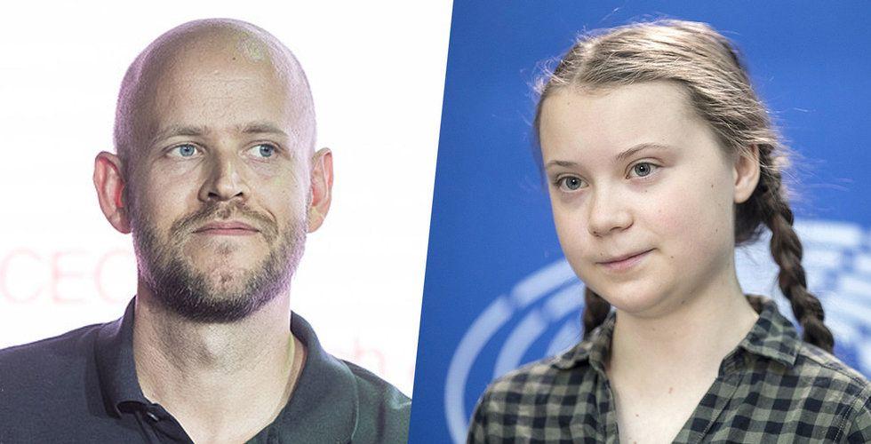 Greta Thunberg gör Obama sällskap – klar för techkonferensen Brilliant Minds