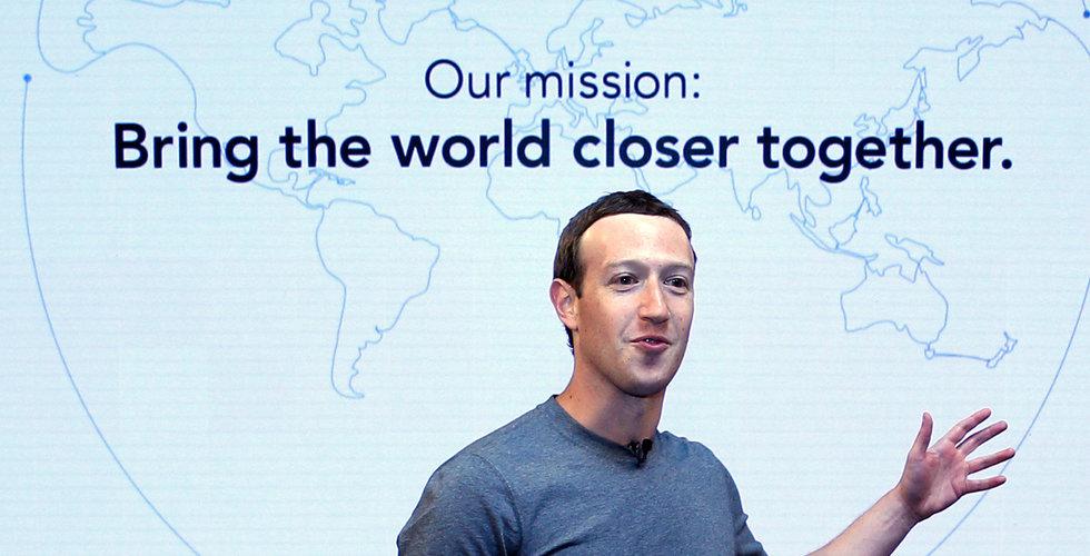 Breakit - Facebook på väg att teckna avtal för nytt huvudkontor i London