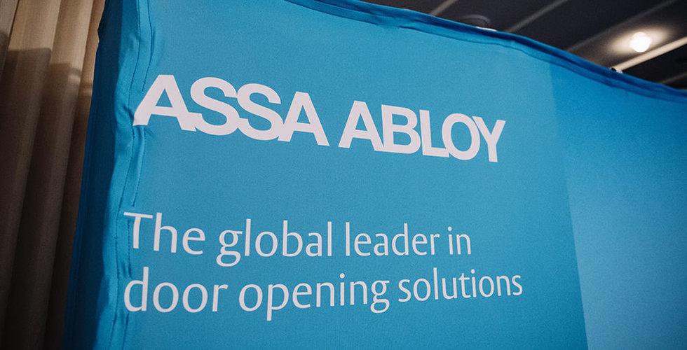 Breakit - Assa Abloy köper biometribolaget Crossmatch