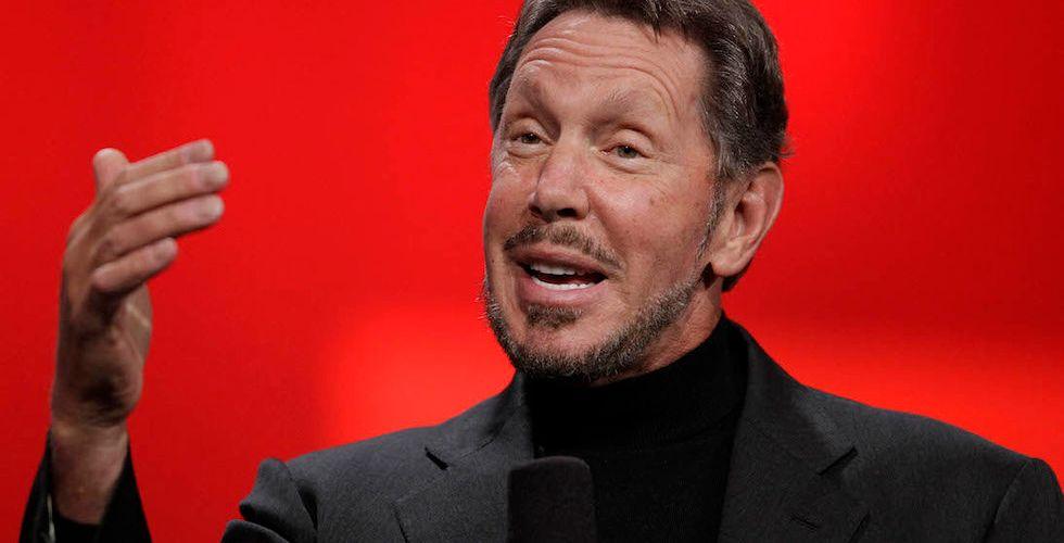 Breakit - Oracle köper bolag för miljarder – där ordföranden är storägare