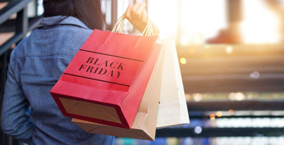 Black Friday väntas bli en köpfest på sex miljarder – men känslorna är blandade
