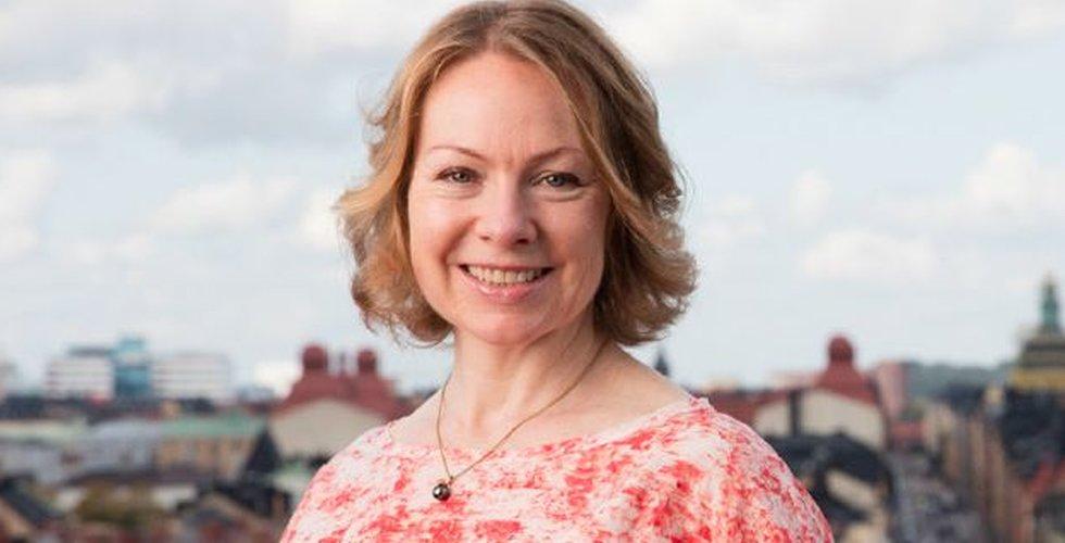 Breakit - Hon leder Industrifondens nya storinvestering – går in i styrelsen