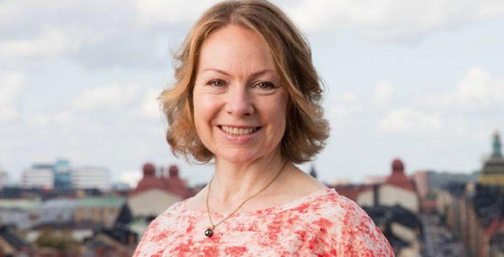 Hon leder Industrifondens nya storinvestering – går in i styrelsen