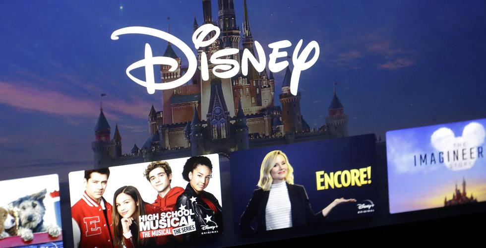 Walt Disneys resultat bättre än väntat – streaming slår förväntningarna