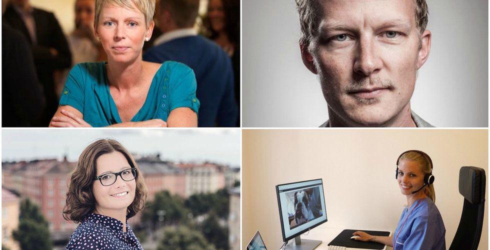 Här är 13 innovativa startups som får dela på 18 miljoner kronor