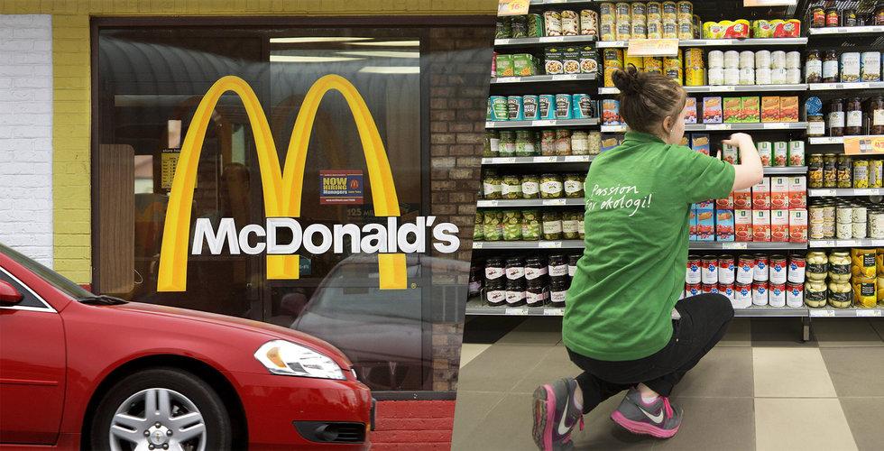 Coop gör som McDonalds – lanserar avhämtning i butiker
