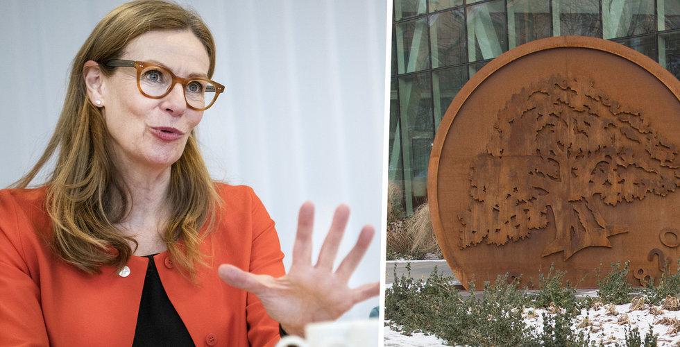 Efter granskningen:  Swedbanks styrelse har förtroende för Bonnesen