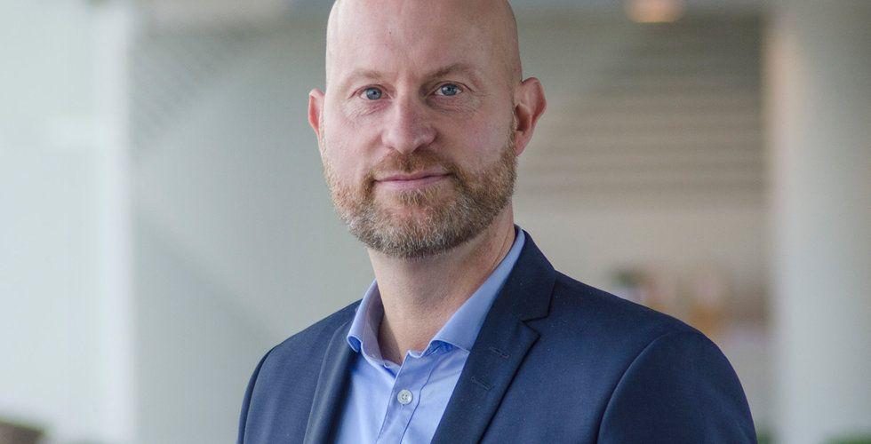 """Urban Höglund blir vd på Swish – """"Enorm framtidspotential"""""""