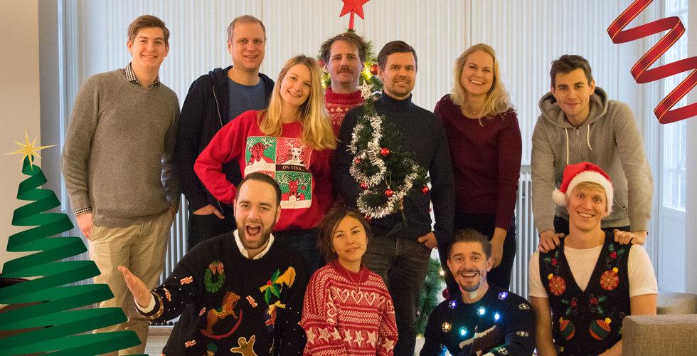 Breakit - God jul, kära läsare! Det önskar alla vi på Breakit