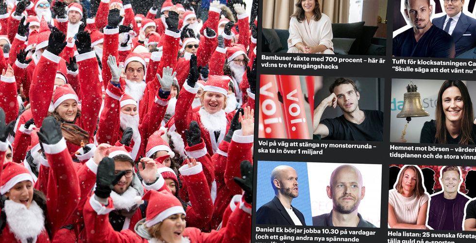 Inte köpt julklappar till dina anställda än? Lugn – här är lösningen